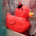 Canard de bain géant