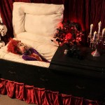 Cercueil rembourrage