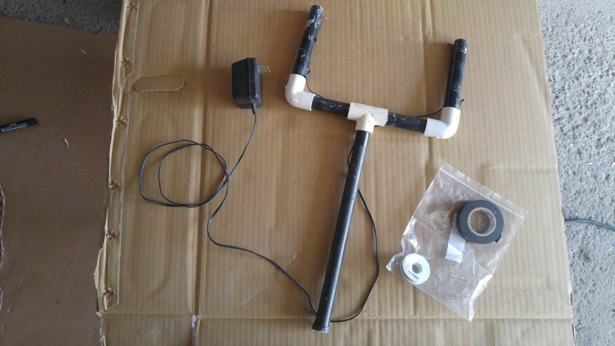 Couteau chauffant électrique pour polystyrène / styrofoam matériels