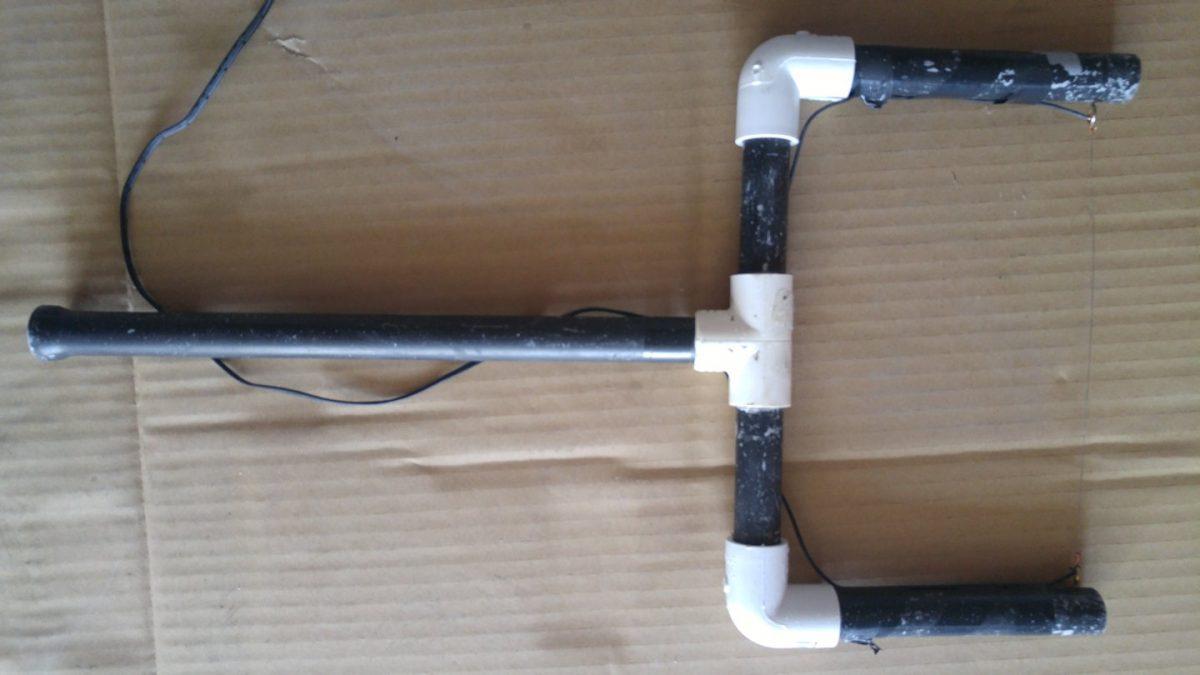 Outil chauffant électrique pour polystyrène styrofoam